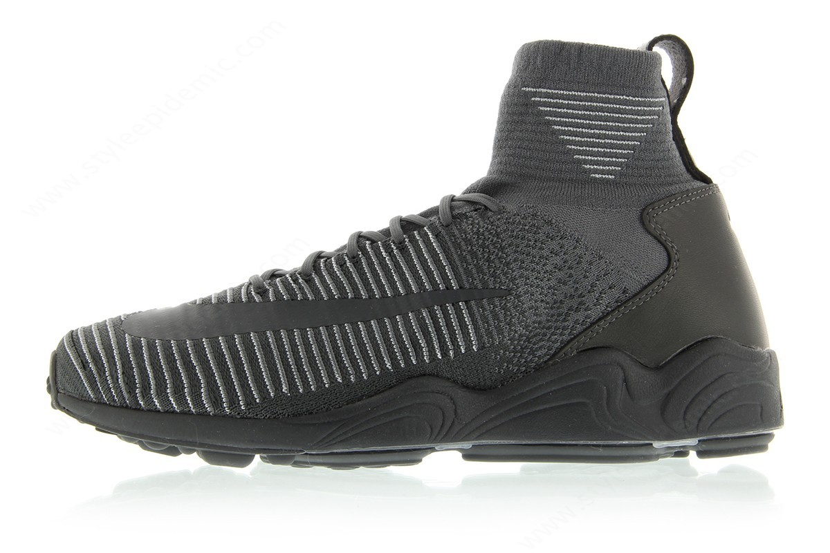 Man Nike Zoom Mercurial Xi Flyknit Dark Grey/anthracite-Wolf Grey - -0