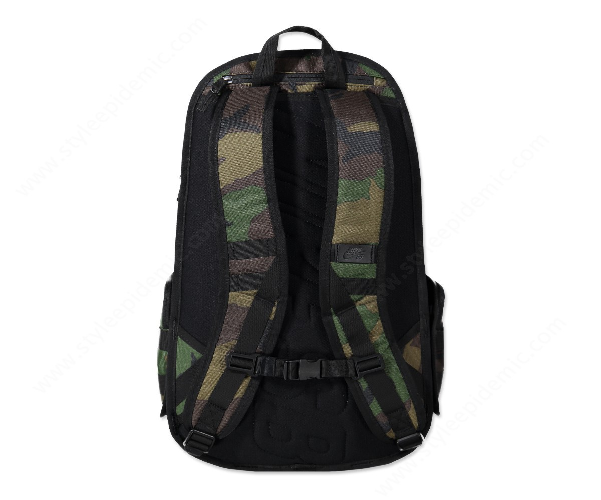Men Nike Skateboarding Rpm Backpack - Aop Iguana/black/black - -1