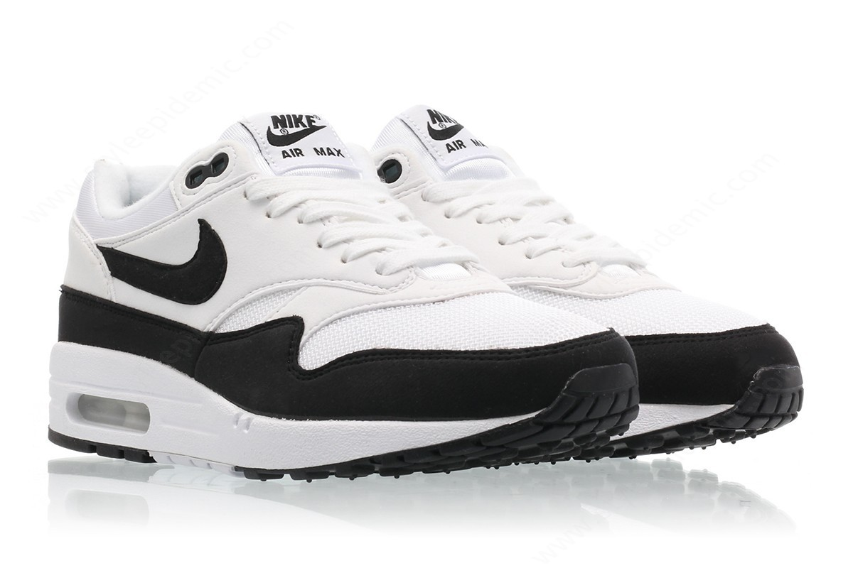 Mens Nike Wmns Air Max White/black - -2