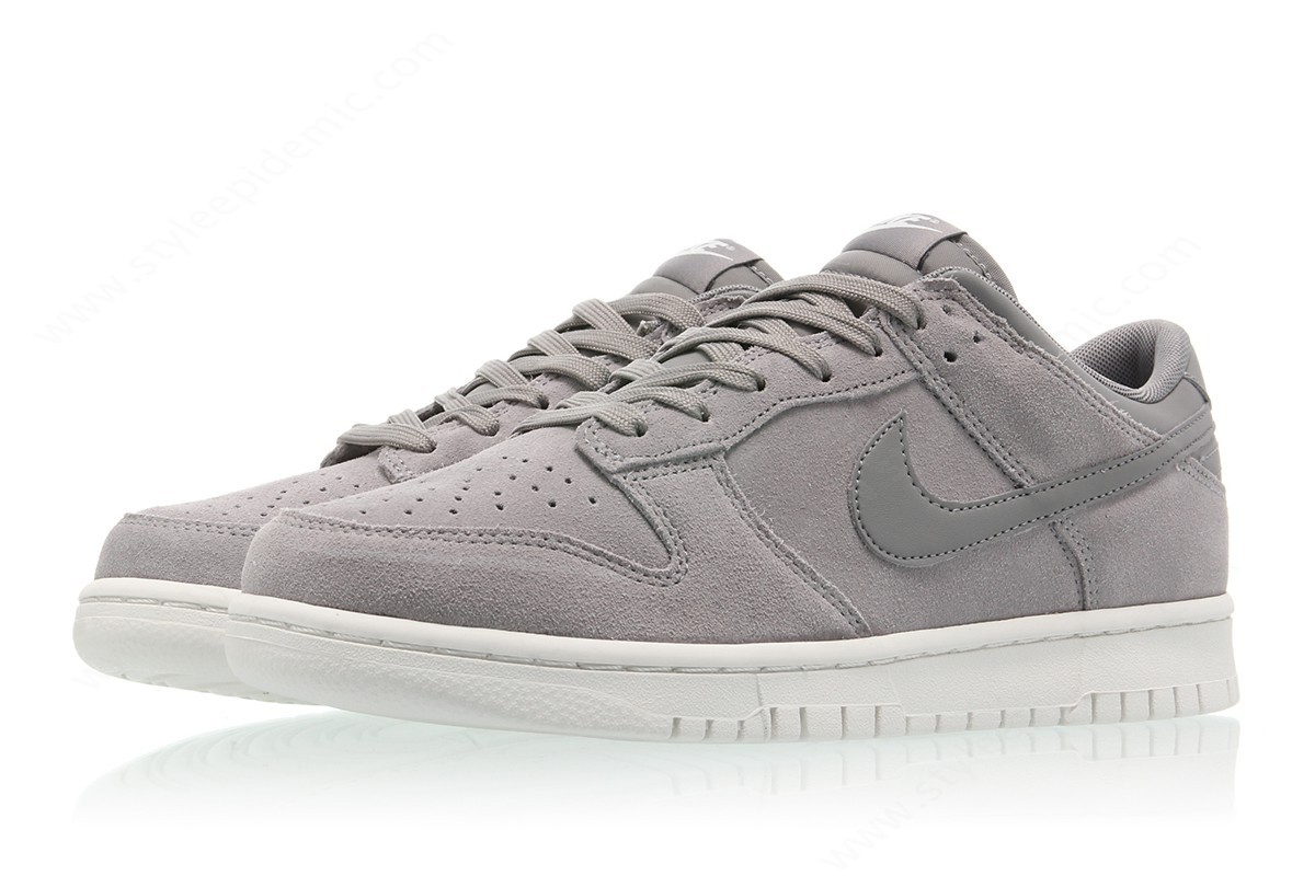 Mens Nike Dunk Low Dust/dust-Summit White - -3