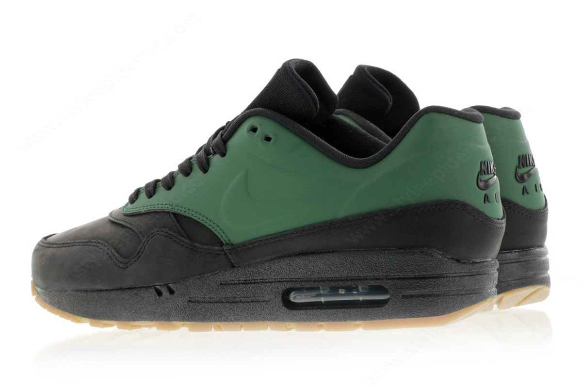 Men Nike Air Max Vt Quickstrike Gorge Green/gorge Green-Black - -0