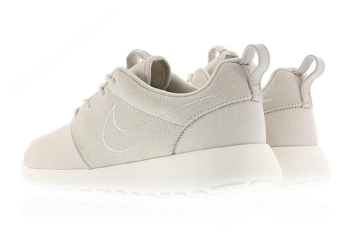 Man Nike Roshe One Premium Light Bone/light Bone-Sail-Arctic Orange - -1