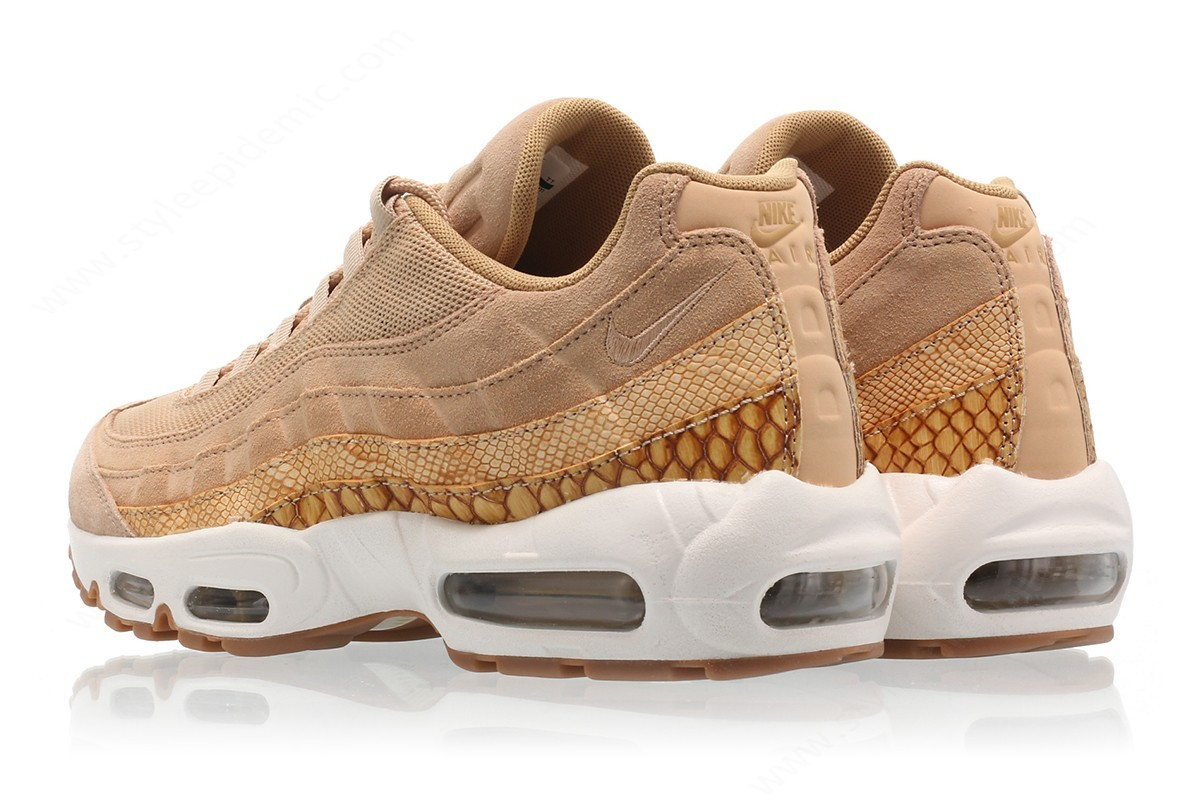 Men Nike Nike Air Max Premium Se Vachetta Tan/vachetta Tan-Elemental Gold - -1
