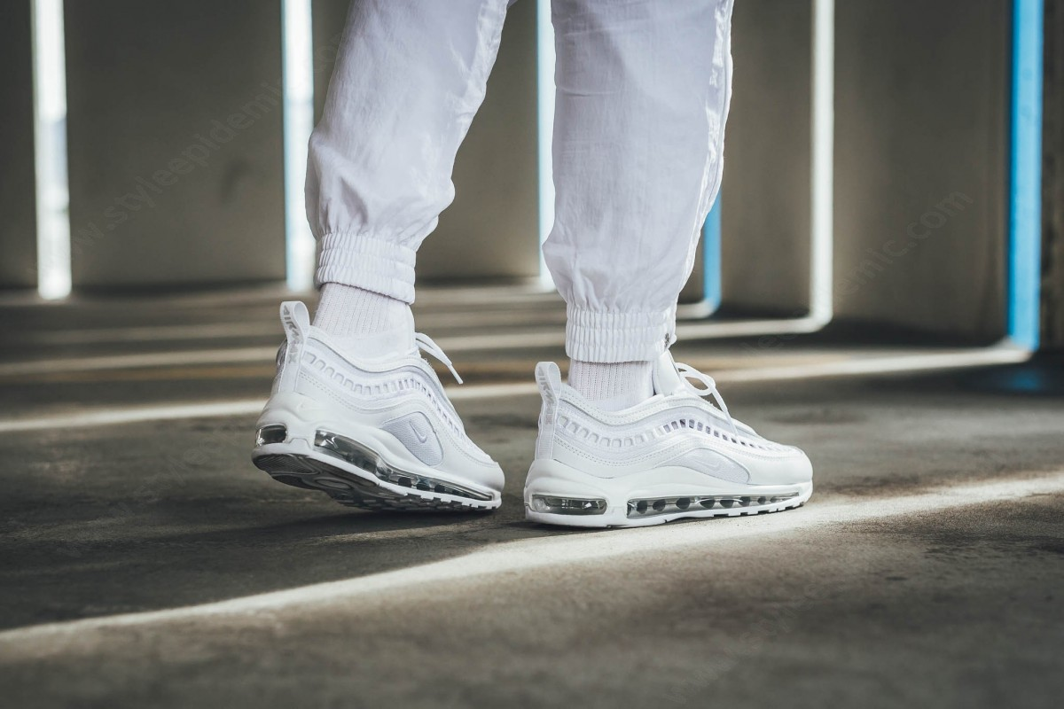 Men Nike Wmns Air Max Ul ' Si White/white-Vast Grey - -4
