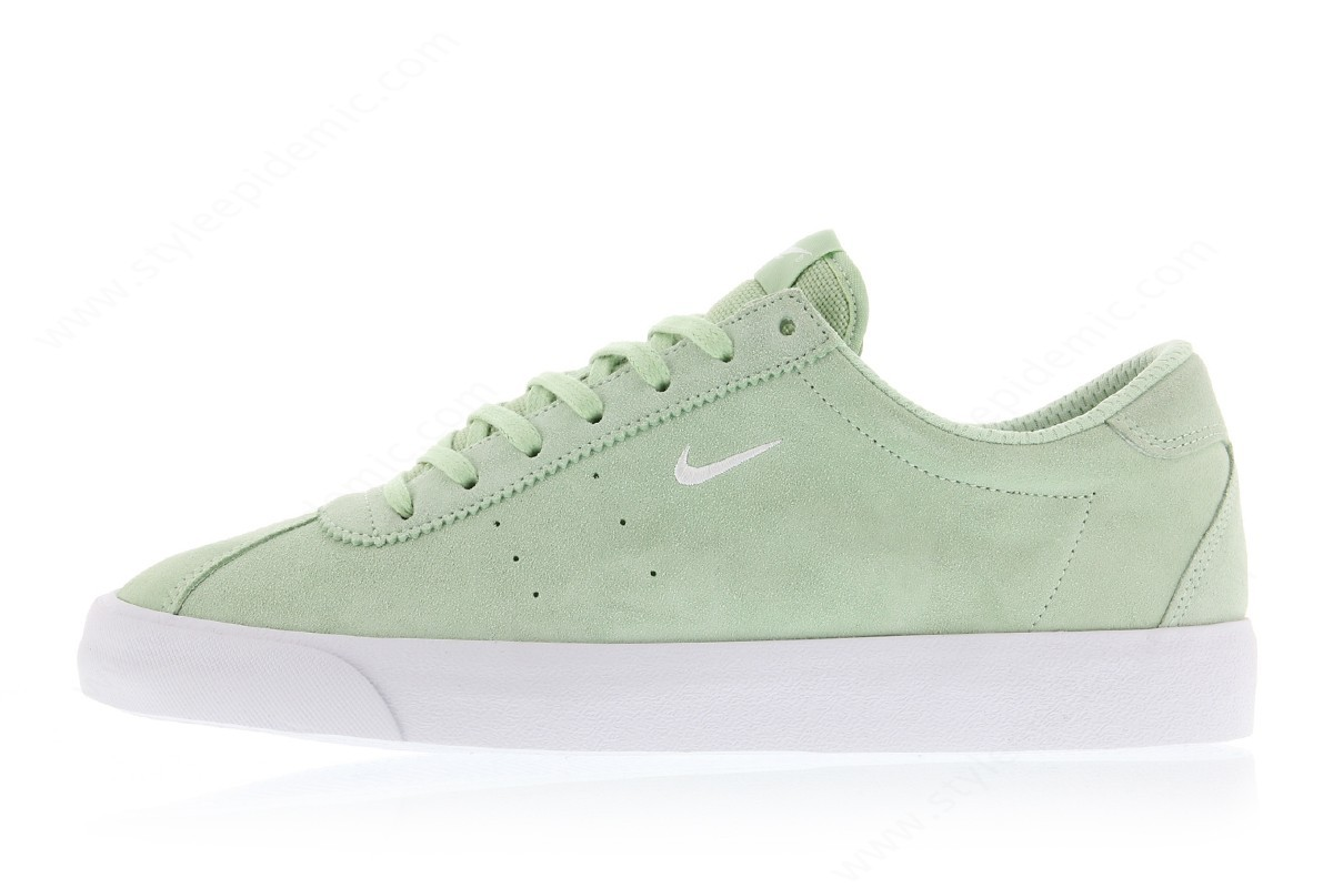 Men Nike Match Classic Suede Fresh Mint/white - -0