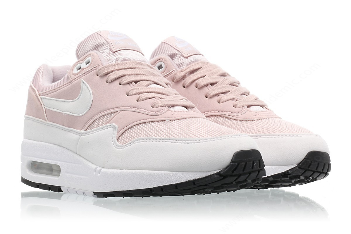 Lady Nike Wmns Air Max Barely Rose/white - -2