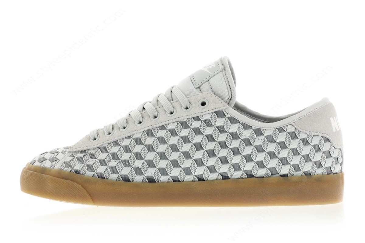 Mens Nike Tennis Classic Ac Woven Cl Gry/gry Mst-Gm Lght Brwn-Wh - Mens Nike Tennis Classic Ac Woven Cl Gry/gry Mst-Gm Lght Brwn-Wh