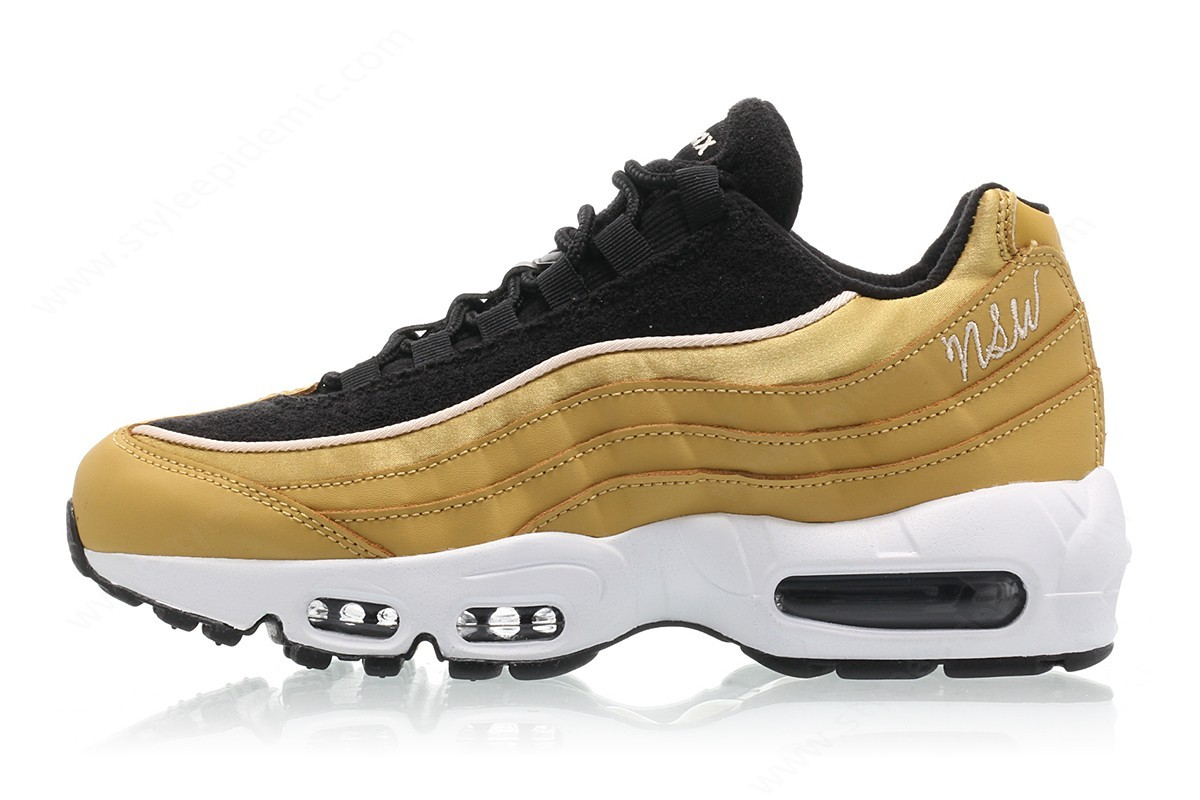 Womens Nike Wmns Air Max Lx Wheat Gold/wheat Gold-Black-Guava Ice - Womens Nike Wmns Air Max Lx Wheat Gold/wheat Gold-Black-Guava Ice