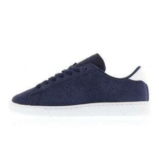 Men Nike Tennis Classic Cs Suede Midnight Navy/midnight Navy-White