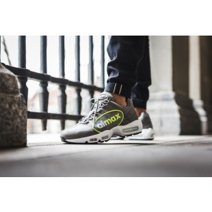 Men Nike Air Max Ns Gpx Dust/volt-Dark Pewter-White